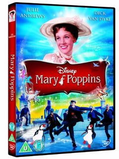 Mary Poppins Dvd The Dvd Hut