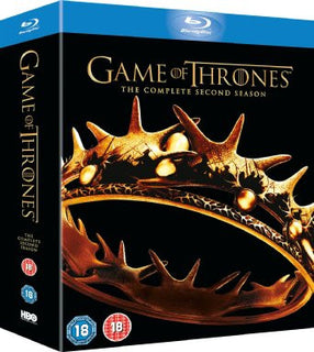 Game of Thrones - Season 2 [Blu-ray] [Region Free]