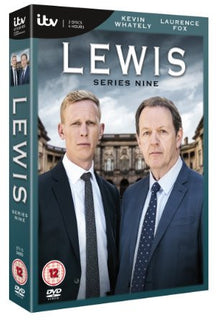Lewis - Series 9 [DVD]