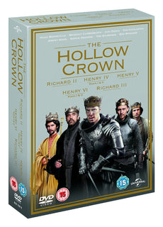 The Hollow Crown - Series 1-2 [DVD]