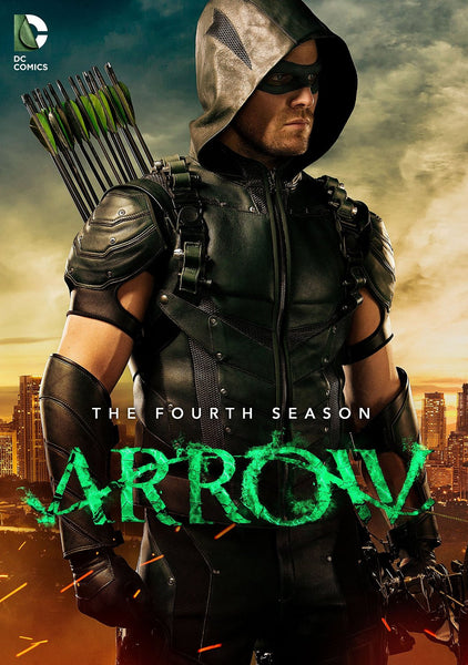 Arrow - Season 4 [Blu-ray] [2016] [Region Free]