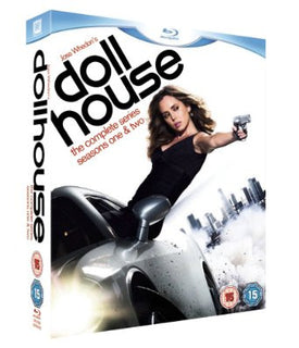 Dollhouse - The Complete Series [Blu-ray]