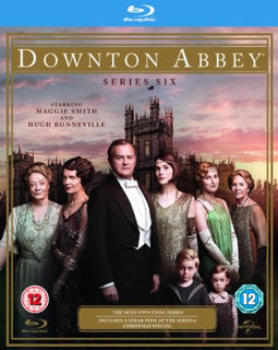 Downton Abbey - Series 6 [Blu-ray]