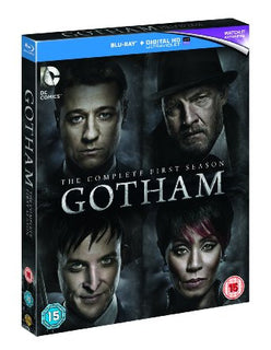 Gotham - Season 1 [Blu-ray] [Region Free]