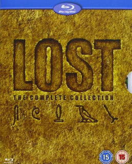 Lost - The Complete Season 1-6 [Blu-ray]