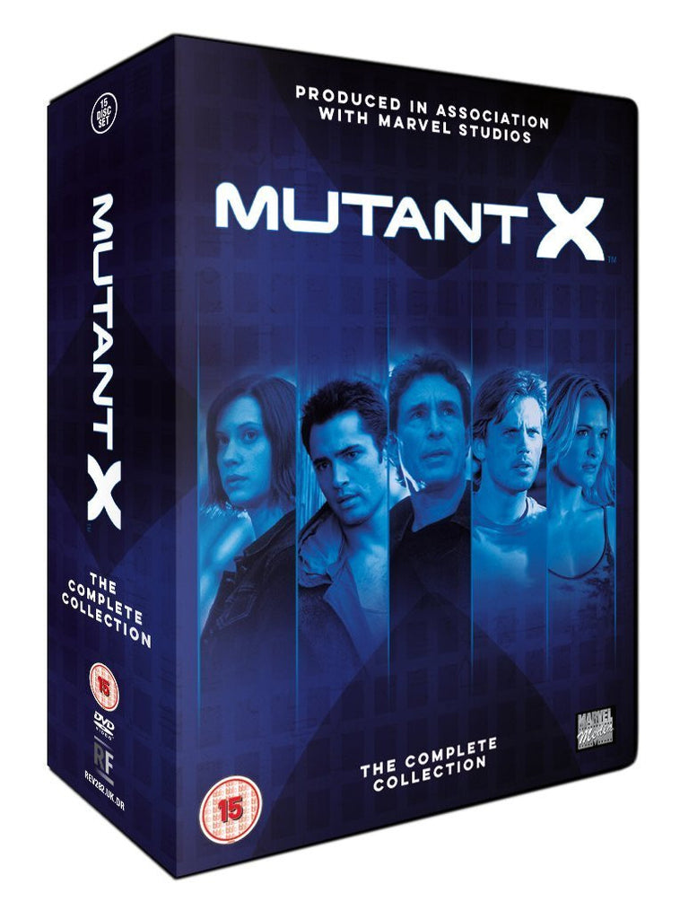 Mutant X The Complete Seasons 1-3 [DVD]