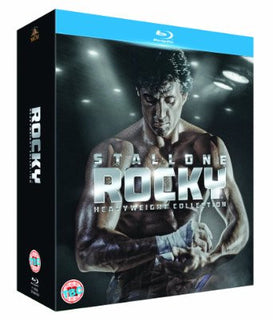 Rocky Heavyweight - 6-Film Collection [Blu-ray]