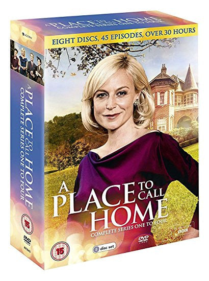 A Place to Call Home - Series 1-4 [DVD]