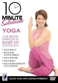 10 Minute Solution - Yoga [DVD]