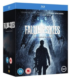 Falling Skies - Season 1-5 [Blu-ray] [2016]