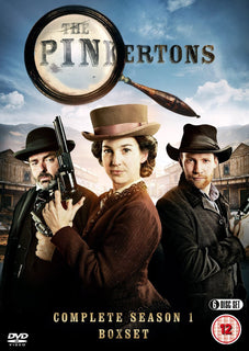 The Pinkertons: Complete Series 1 [DVD]