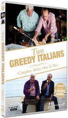 Two Greedy Italians: Complete Series One & Two [DVD]