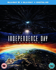 Independence Day: Resurgence [Blu-ray 3D]