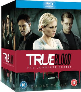 True Blood - Complete Season 1-7 [Blu-ray]