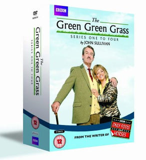 The Green Green Grass - Series 1-4 Box Set [DVD]
