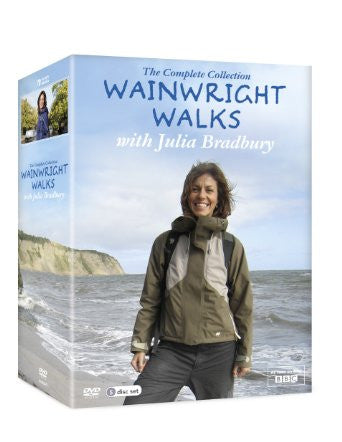 Wainwright Walks Complete Boxed Set with Julia Bradbury [DVD]