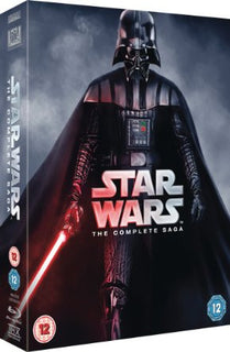 Star Wars - The Complete Saga [Blu-ray] [Region Free]