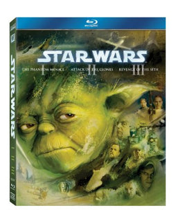 Star Wars: The Prequel Trilogy (Episodes I-III) [Blu-ray]