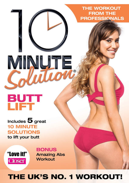 10 Minute Solution: Butt Lift [DVD]