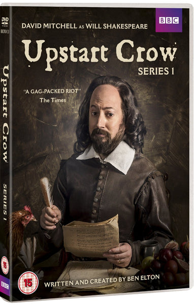 Upstart Crow [DVD] [2016]