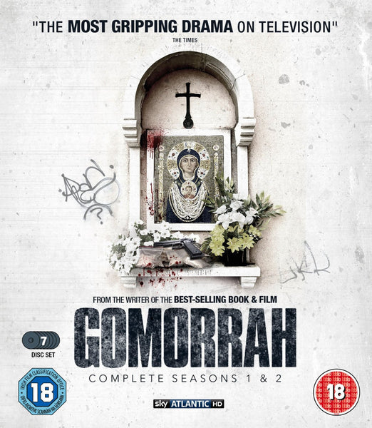 Gomorrah Complete Seasons 1 & 2 [Blu-ray]