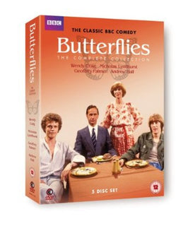 Butterflies - The Complete Collection [DVD]