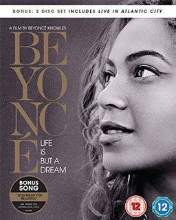 Beyoncé - Life is But a Dream [Blu-ray] [Region Free]