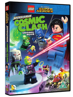 Lego: Justice League - Cosmic Clash [DVD] [2016]