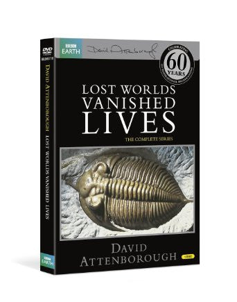 Lost Worlds, Vanished Lives [DVD]