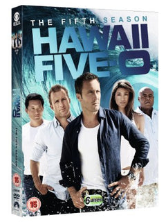 Hawaii Five-O - Season 5 [DVD]