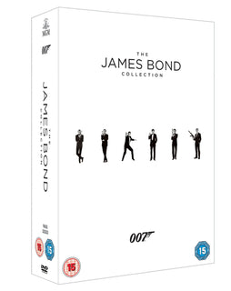 James Bond - 23 Film Collection [DVD]