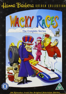 Wacky Races - Complete Collection [DVD]