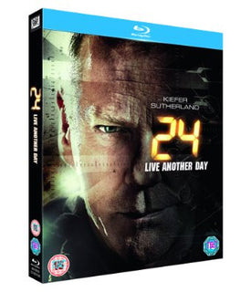 24: Live Another Day [Blu-ray]