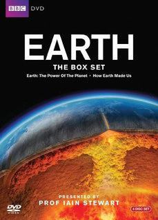 Earth - The Box Set [DVD]