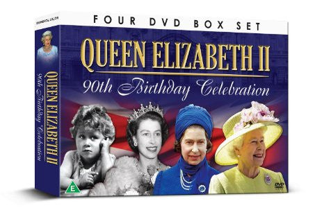 Queen Elizabeth II On Film: 90th Birthday Celebrations [DVD]