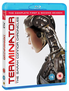 Terminator - The Sarah Connor Chronicles - Season 1-2 [Blu-ray]