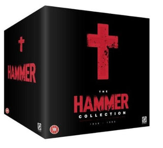 The Ultimate Hammer Collection [DVD]
