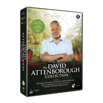 The David Attenborough Collection [DVD]