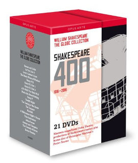 Globe 400Th Anniversary Edition Shakespeare Collection [DVD] (NTSC)