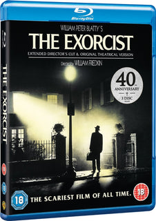 The Exorcist - 40th Anniversary Edition [Blu-ray]