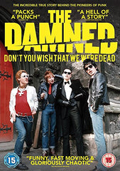 The Damned: Don't You Wish That We Were Dead [DVD]