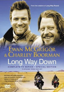 Long Way Down - Special Edition (3 Discs, 10 Episodes) [DVD]