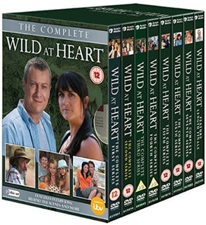 Wild at Heart Series 1-8 Complete Boxed Set [DVD]