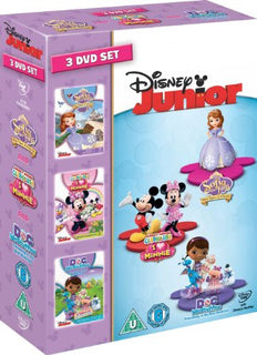 Disney Junior Collection Boxset [DVD]