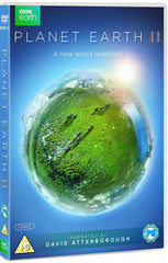 Planet Earth II [DVD] [2016]