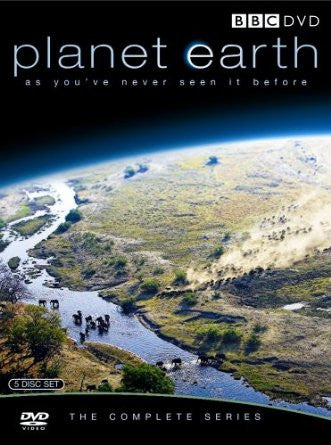 Planet Earth - Complete Series [DVD]