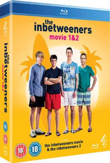The Inbetweeners Movie 1 & 2 [Blu-ray]