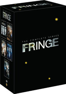 Fringe - The Complete Series [DVD]