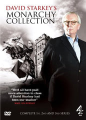 David Starkey's Monarchy - Series 1-3 [DVD]