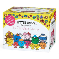 Little Miss: The Complete Collection 37 Books Box Set